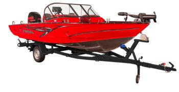 barca de pescuit de vanzare